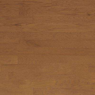 Take Home Sample - Brushed Khaki Engineered Click Hardwood Flooring - 5 in. x 7 in.