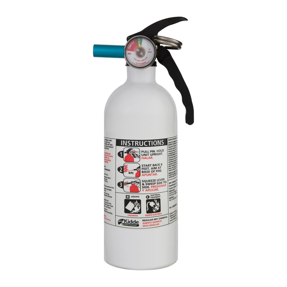 5-B:C Automotive Dry Powder Fire Extinguisher