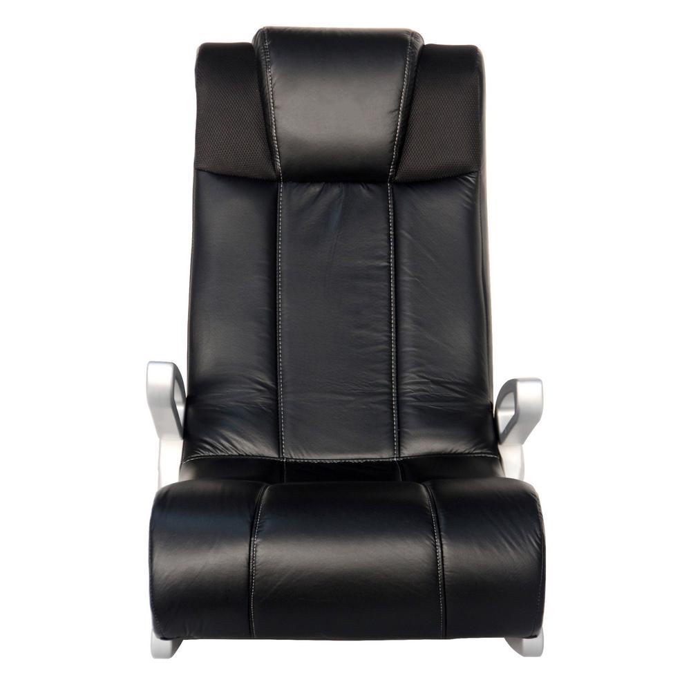 Astounding X Rocker Ii Black Vinyl Wireless Audio Rocking Chair 5127301 Ibusinesslaw Wood Chair Design Ideas Ibusinesslaworg