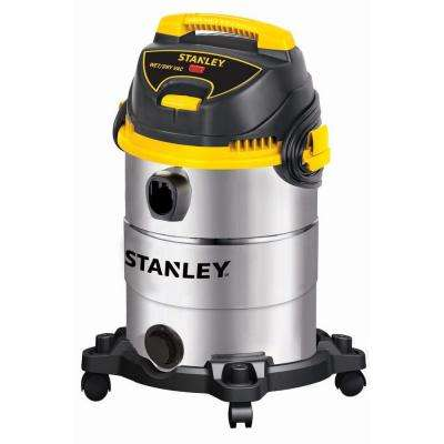 6 Gal. Stainless Steel Wet/Dry Vacuum