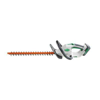 SYNC 18 in. 20-Volt Lithium-Ion Cordless Hedge Trimmer - 2.0 Ah Battery and Charger Included