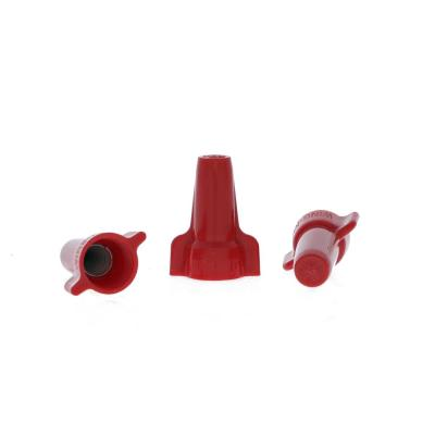 452 Red WING-NUT Wire Connectors (250 per Jar)