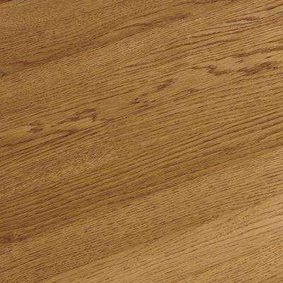 Bayport Oak Spice 3/4 in. Thick x 3-1/4 in. Wide x Varying Length Hardwood Flooring (22 sq. ft. / case)
