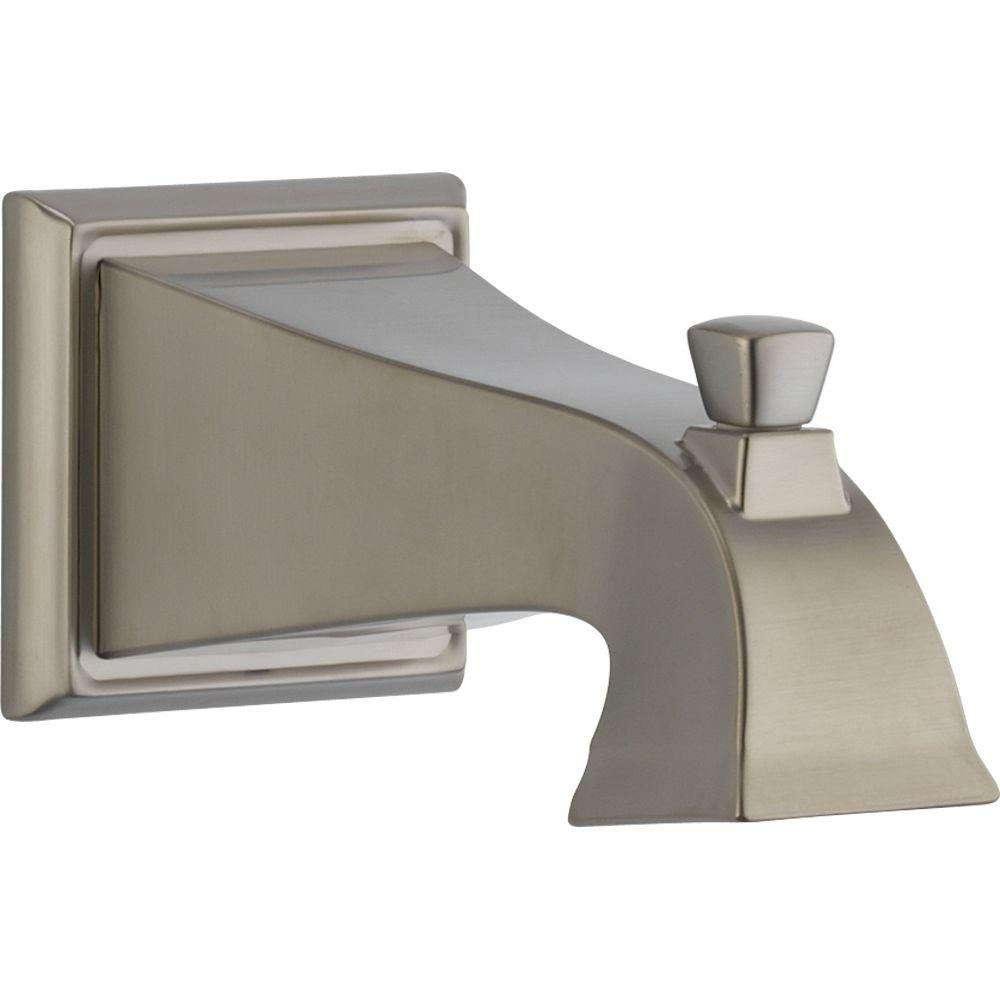 Delta Victorian Pull Up Diverter Tub Spout In Chrome