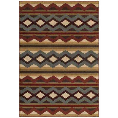 Chalet Multi 5 ft. x 8 ft. Area Rug