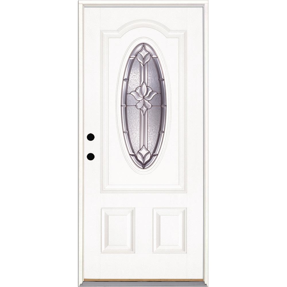 Feather River Doors 37 5 In X 81 625 In Preston Patina
