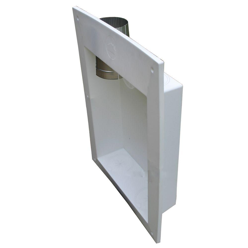 Speedi Products 18 In X 24 In Dryer Outlet Box Ex Dbk 04 The