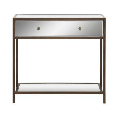 Marquis Mirror Foyer Table