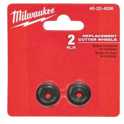 Replacement Cutter Wheels (2-Pack)