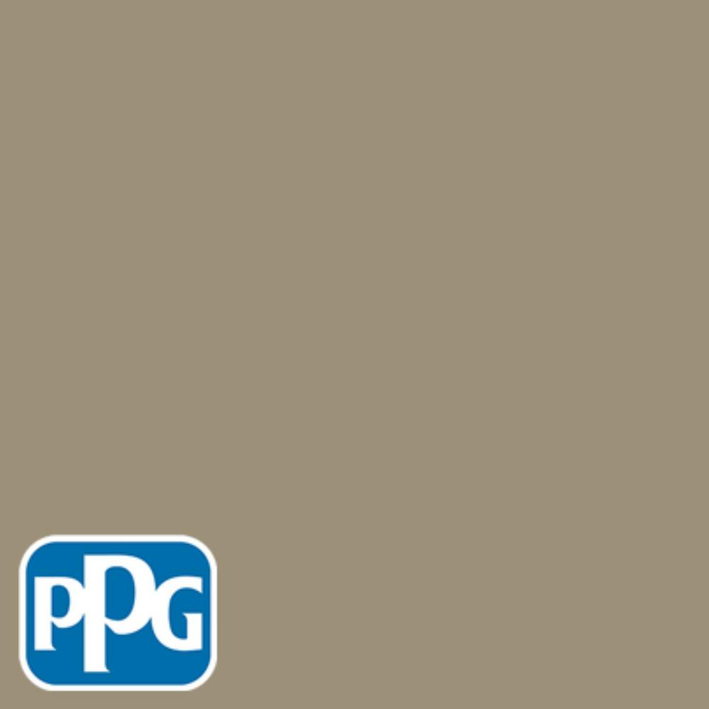 PPG TIMELESS 8 oz. #HDPPGWN59 Grand Canyon Tan Eggshell Interior/Exterior Paint Sample
