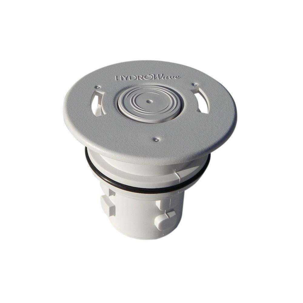 Hydrowave Hw1 Low Flow A Amp A Quikclean 1 White In Floor Pool