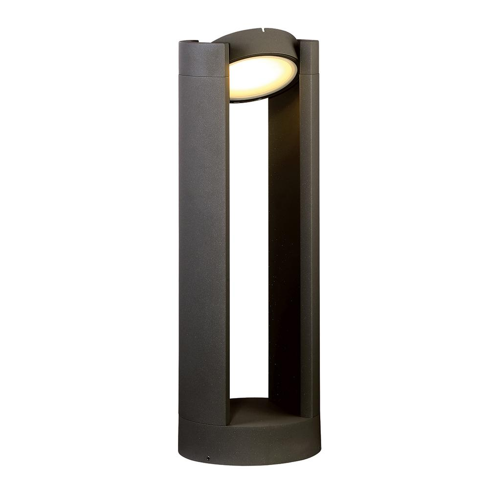 15-Watt Graphite Grey Outdoor Integrated LED Landscape Path Light