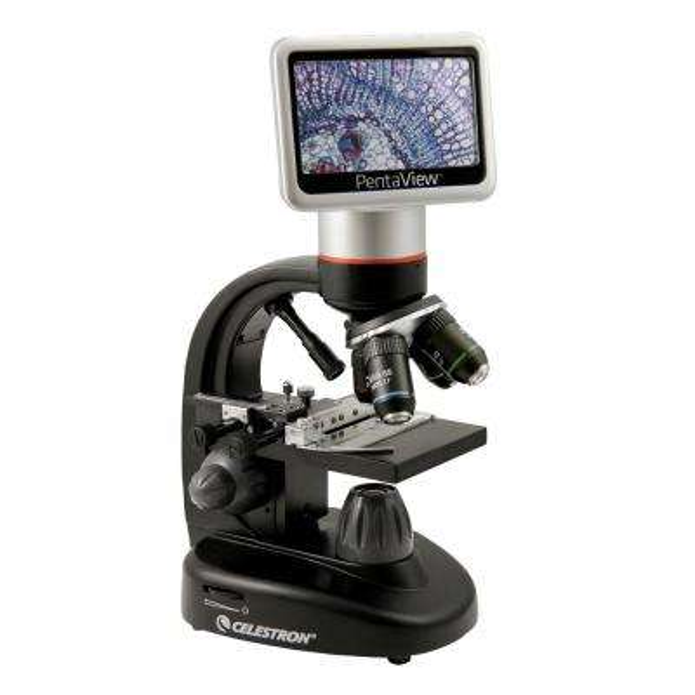 Pentaview LCD Digital Microscope