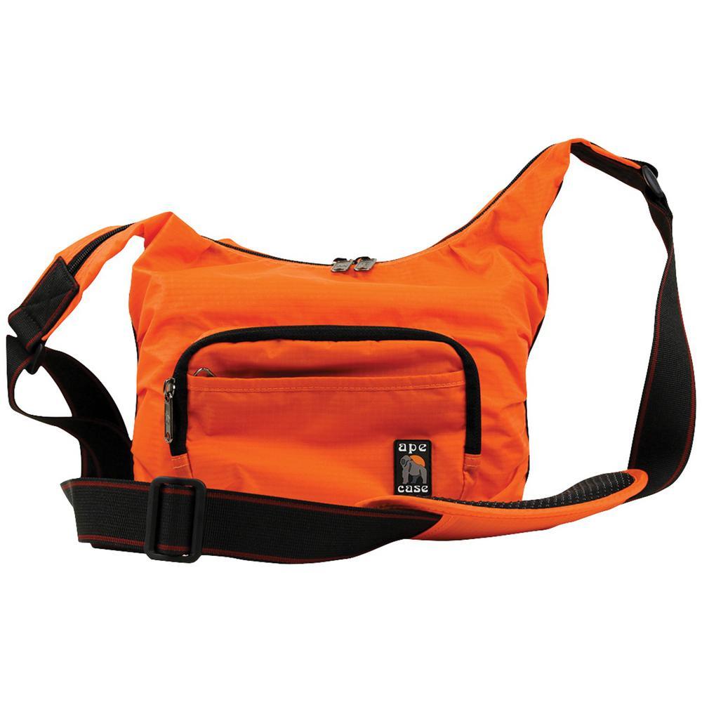 Envoy Compact Messenger-Style Case in Orange