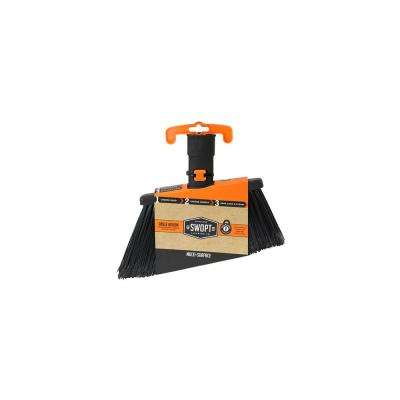 10.5 in. Standard Multi-Surface Angle Broom Head