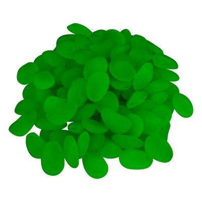 Glow in the Dark Pebbles (100-Piece)