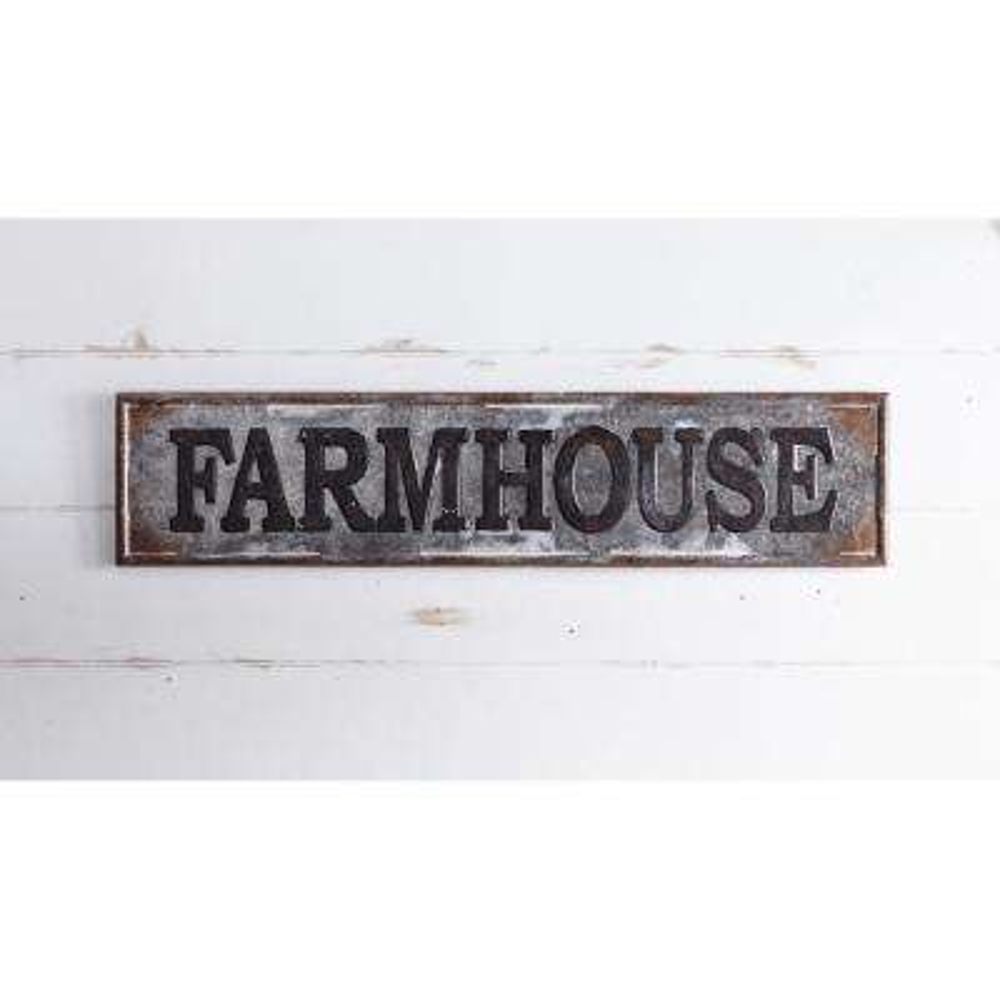Farmhouse Sign (Set of 2)