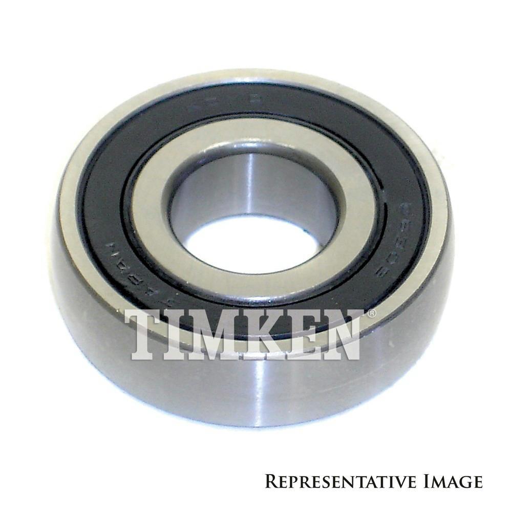 Drive End Alternator Bearing fits 1968-1992 Volvo 244,245 242 740
