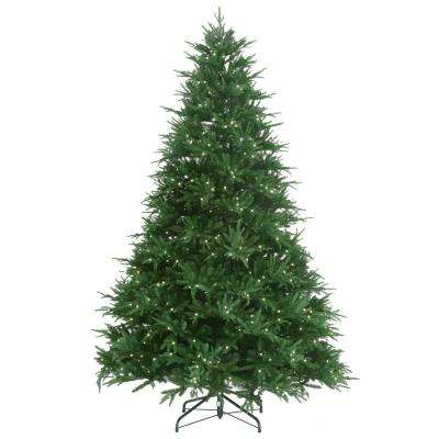 Splendor Spruce EZ Power Artificial Christmas Tree with 780 42-Function LED - Pre-Lit Christmas Trees - Artificial Christmas Trees - The Home Depot