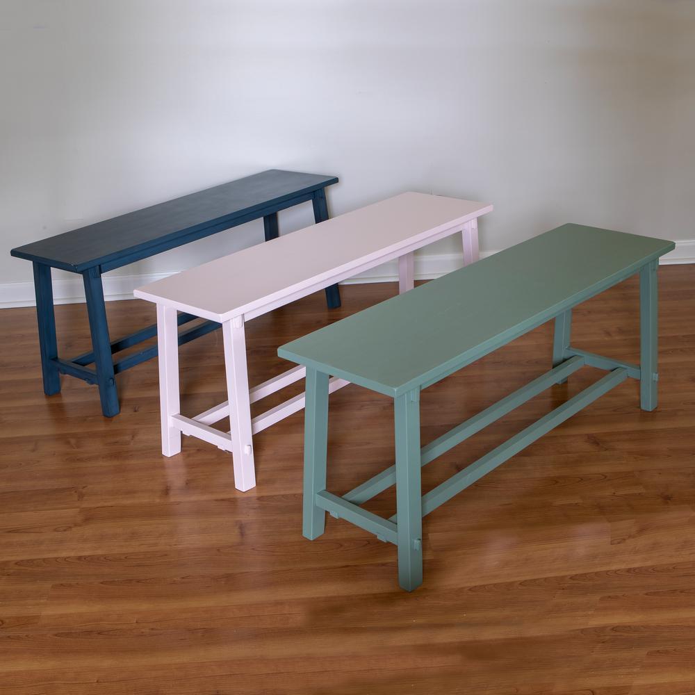 Swell Kyoto Pink Bench Machost Co Dining Chair Design Ideas Machostcouk