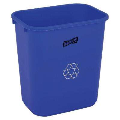 28 Qt. Plastic Indoor Recycling Bin