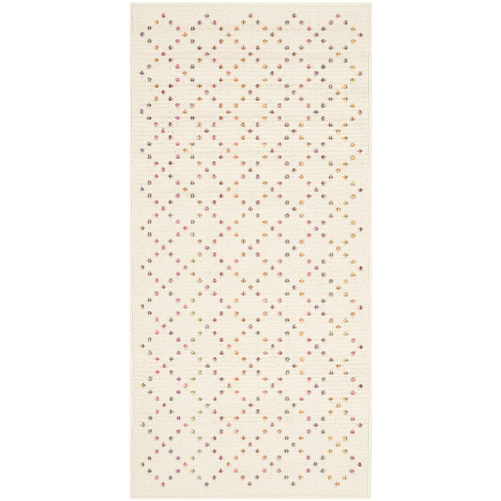 Safavieh Havana Natural Multi 2 Ft 7 In X 5 Indoor Outdoor Rectangle Area Rug Hav215a 3 The Home Depot