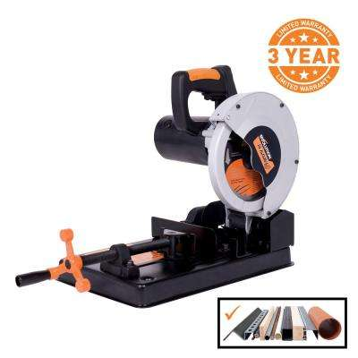 10 Amp 7-1/4 in. Multi-Purpose Chop Saw