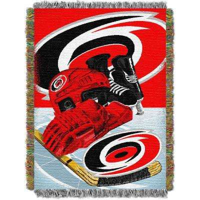Hurricanes Multi Color HIA Tapestry Throw