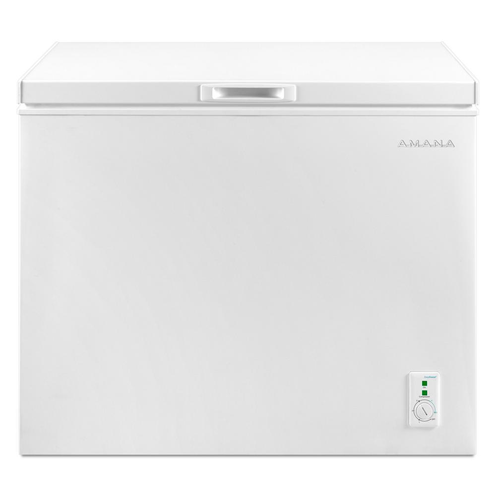 Amana 7.0 cu. ft. Compact Freezer in White