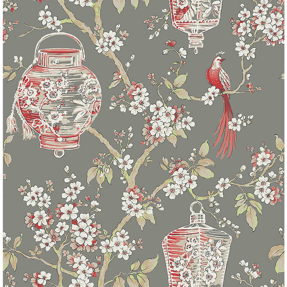 Serenity Red Lanterns Wallpaper
