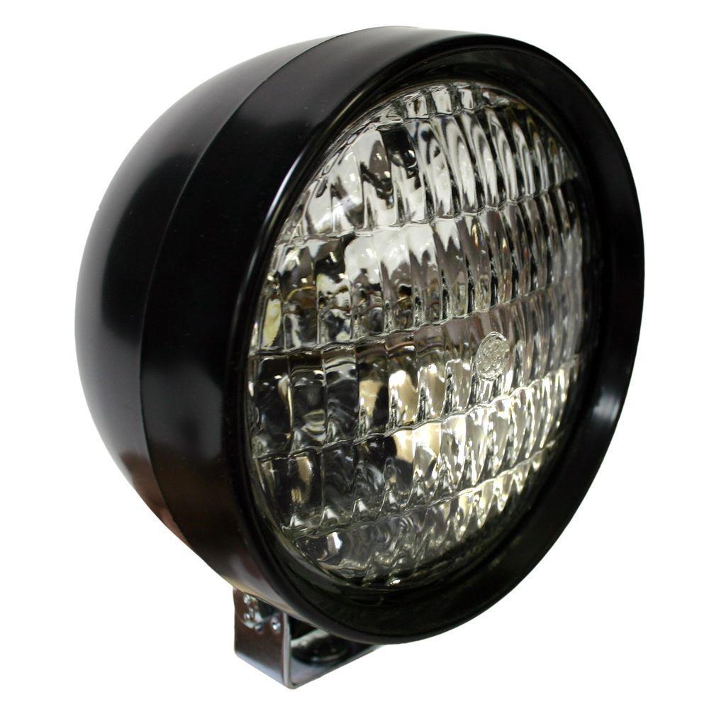 Blazer International Tractor Light 12 Volt Par26 Tzoid Beam Round Lamp Clear