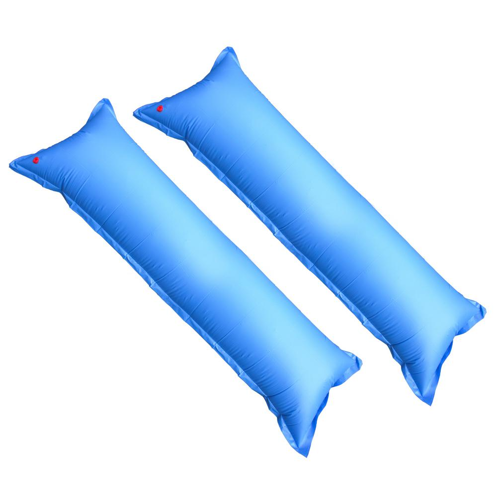 4 ft. x 15 ft. Ice Equalizer Pillow for Above Ground Swim...