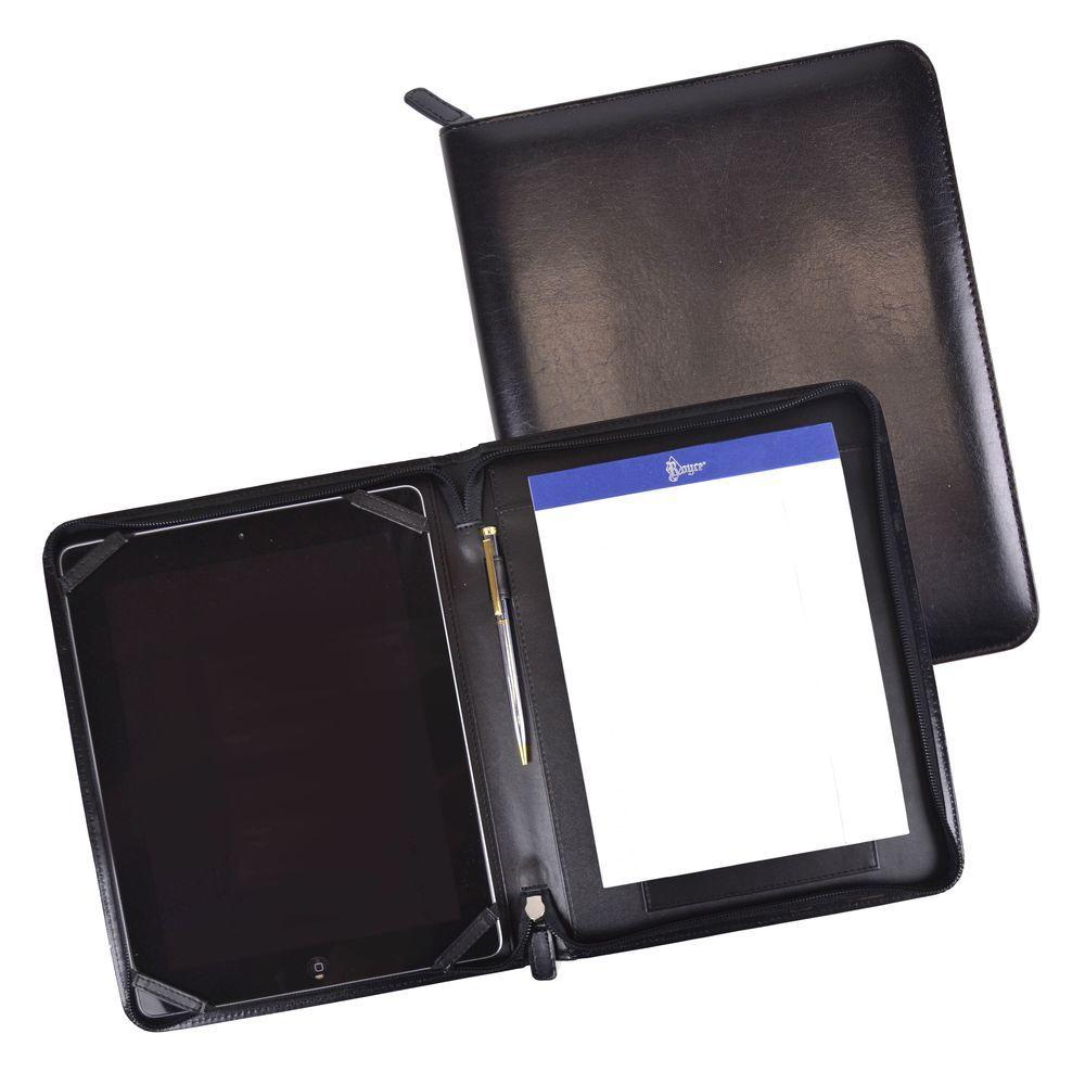 Royce Ziparound iPad Case and Writing Portfolio Organizer...