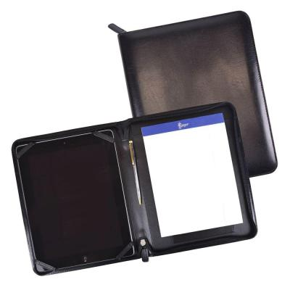 Ziparound iPad Case and Writing Portfolio Organizer