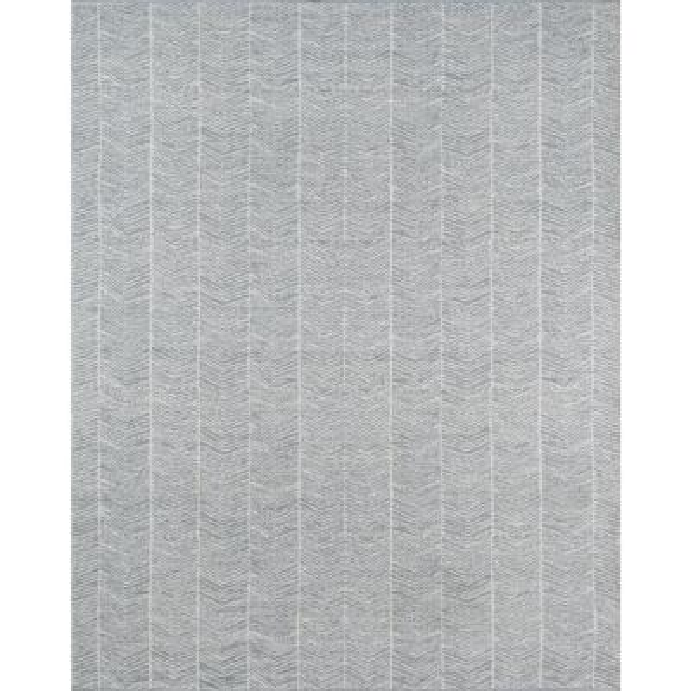 Congress Grey 3 ft. 6 in. x 5 ft. 6 in. Indoor/Outdoor Accent Rug
