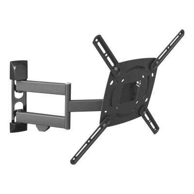 Barkan Full Motion Flat/Curved Panel TV Wall Mount for 29 in. to 65 in. Screens up to 77 lbs.