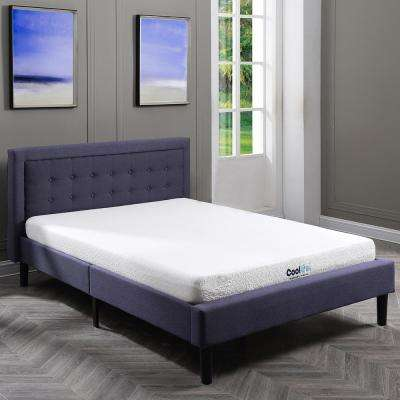 Cool Gel Twin-Size 6 in. Gel Memory Foam Mattress