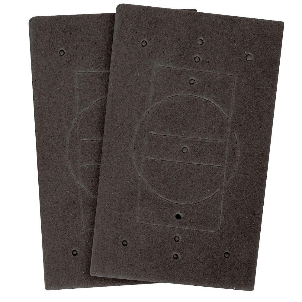 BELL 1-Gang Weatherproof Box Gasket (2-Pack)