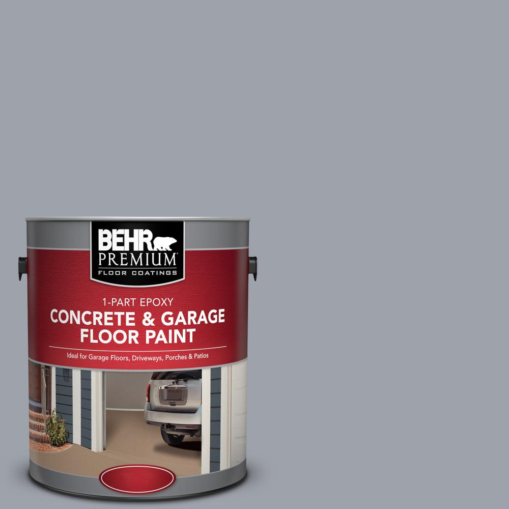 1 gal. #N510-4 Supernova 1-Part Epoxy Concrete and Garage Floor Paint