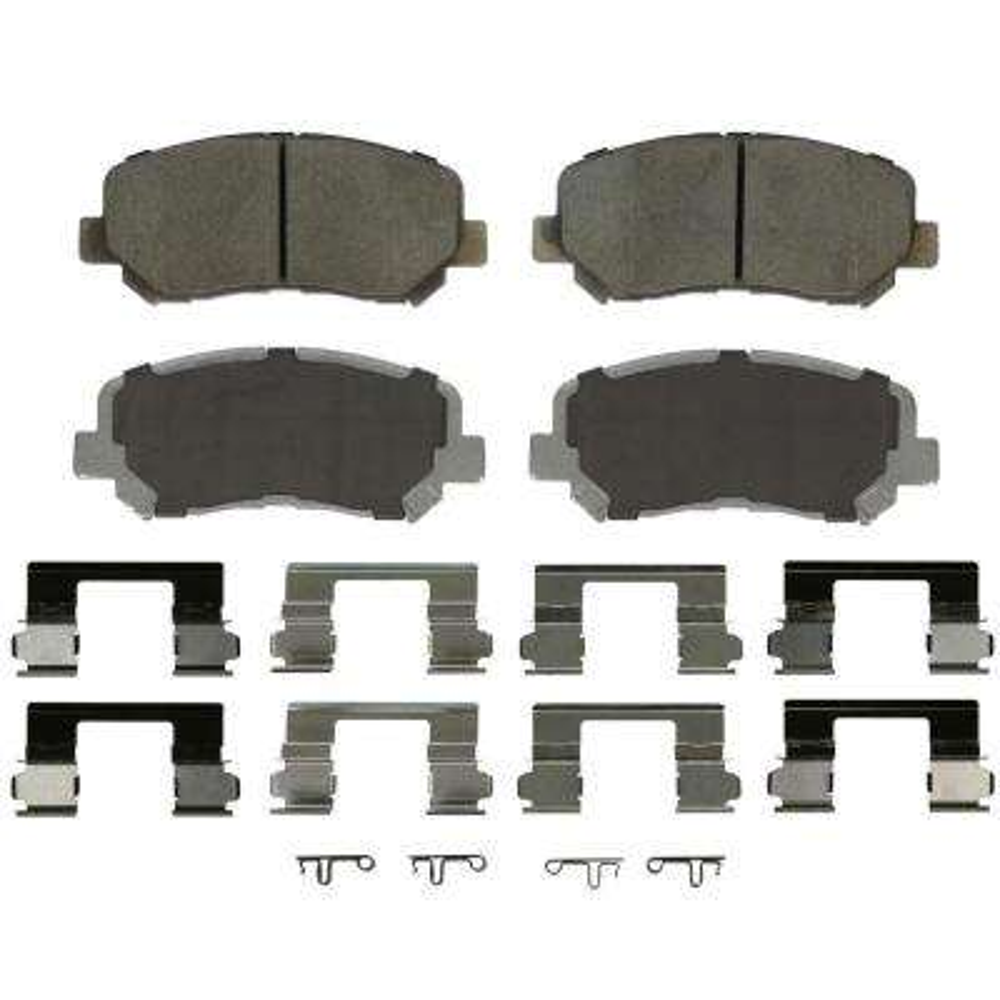 ThermoQuiet Disc Brake Pad - Front