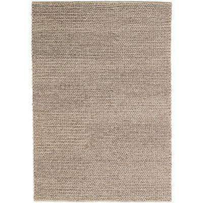 Valencia Tan 9 ft. x 13 ft. Indoor Area Rug
