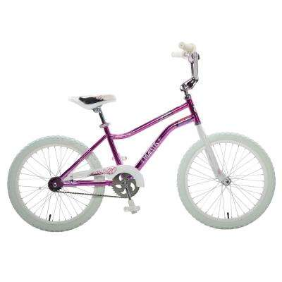Spritz Fuschia Ready2Roll 20 in. Kids Bicycle