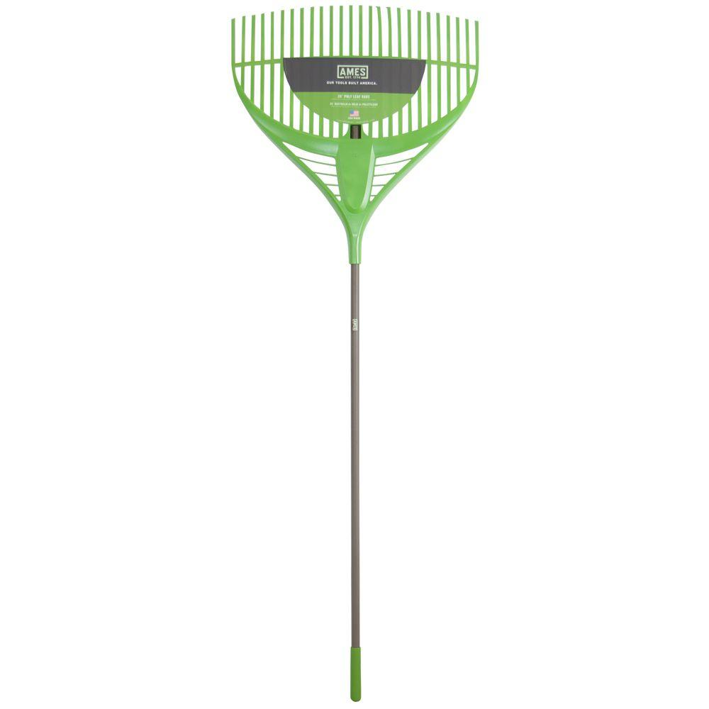 Collector Series 26 in. Poly Leaf Rake