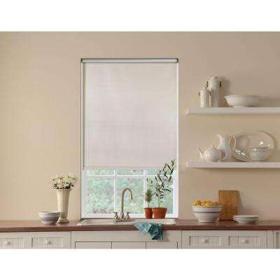 Cordless 6 mm Room Darkening Vinyl Roller Shade