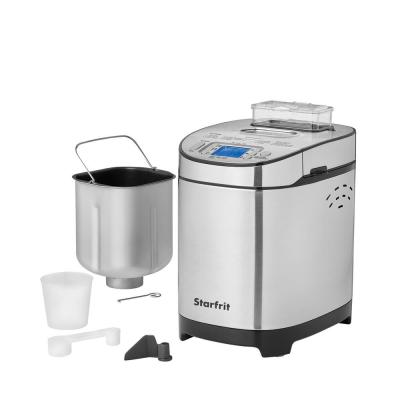 2 lb. Stainless Steel Electric Bread Maker