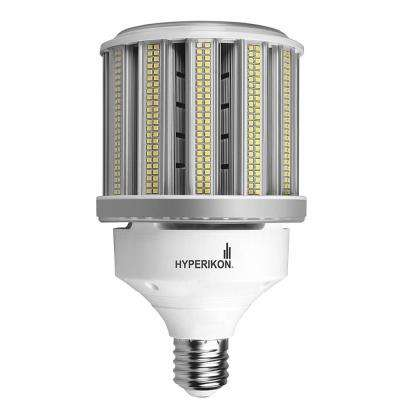 125W LED Corn Bulb Street Light Bulbs COB (625W Equivalent) Large Mogul E39 Base Outdoor and Indoor Area Lighting