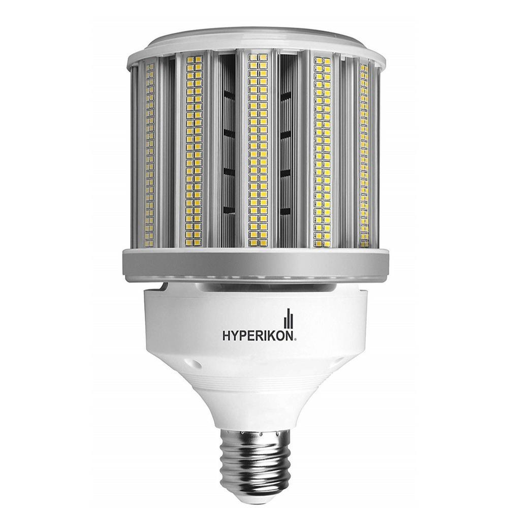 125W LED Corn Bulb Street Light Bulbs COB (625W Equivalent) Large Mogul E39 Base Outdoor and Indoor Area Lighting