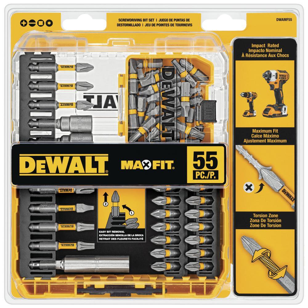 DeWALT DT7255 25 mm Tournevis Torx Bit T20 x 5 Bosch Makita AEG Fein