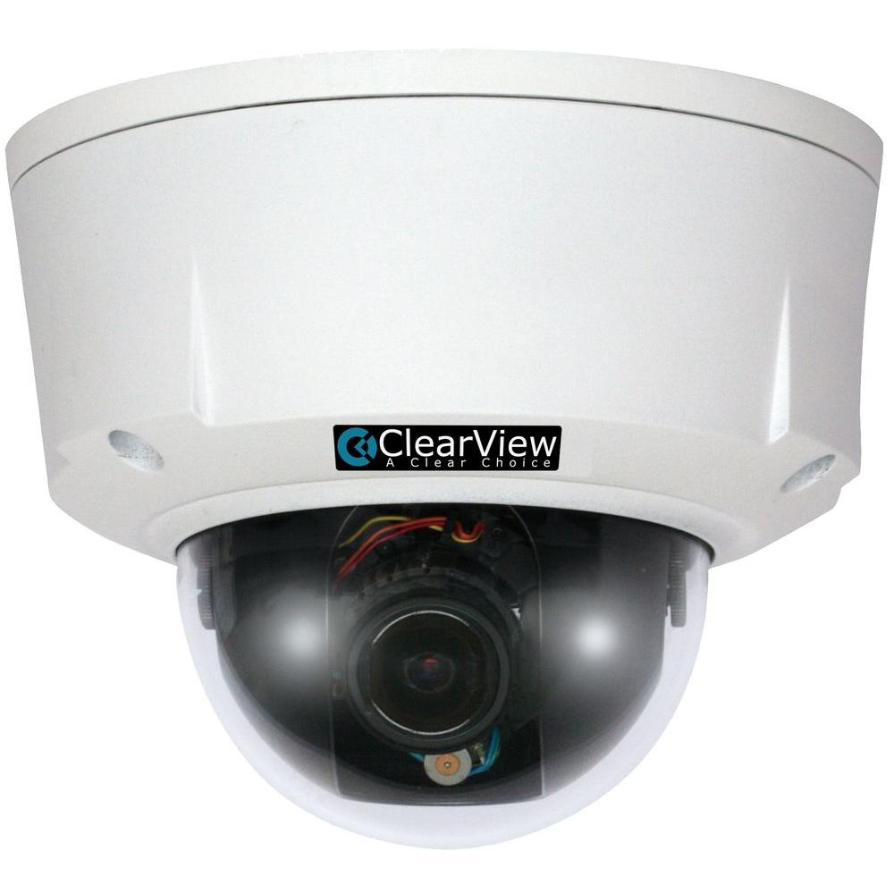 Wired Mini IP PTZ 2-Megapixel Vandal-Proof Indoor/Outdoor Speed Dome