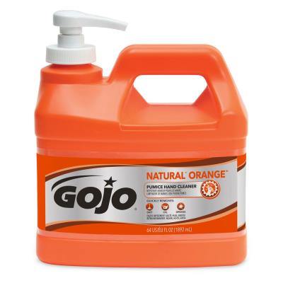 Orange Original 0.5 Gal. Pumice Hand Soap Pump